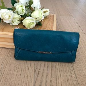 Well loved Coach Wallet